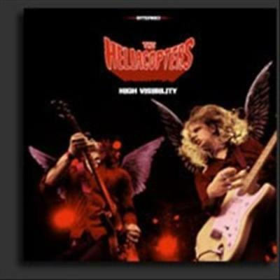 The Hellacopters - High Visibility New Cd