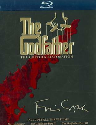 The Godfather: The Coppola Restoration - The Godfather/ The Godfather, Part Ii/