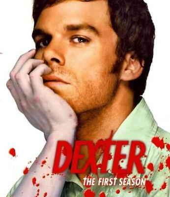 Dexter -The Complete First Season New Blu-Ray