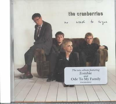 The Cranberries - No Need To Argue New Cd