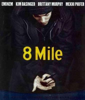 8 Mile New Blu-Ray