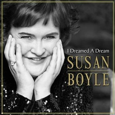 Susan Boyle (Vocals) - I Dreamed A Dream New Cd