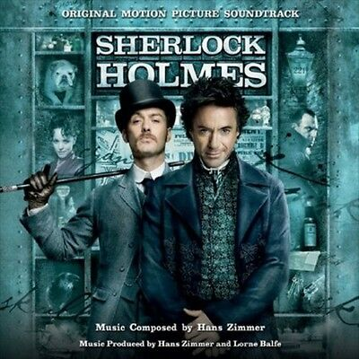 Original Soundtrack - Sherlock Holmes [2009 Sony] New Cd