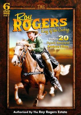 Roy Rogers: King Of The Cowboys New Dvd