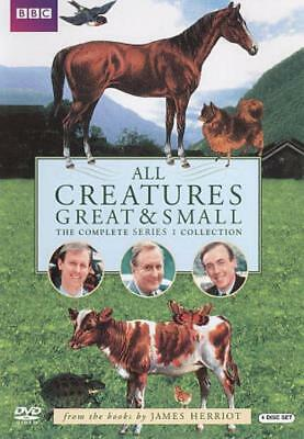 All Creatures Great And Small - Series One Set New Dvd