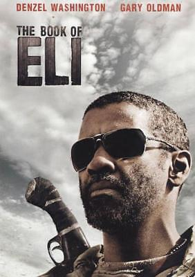 The Book Of Eli New Dvd