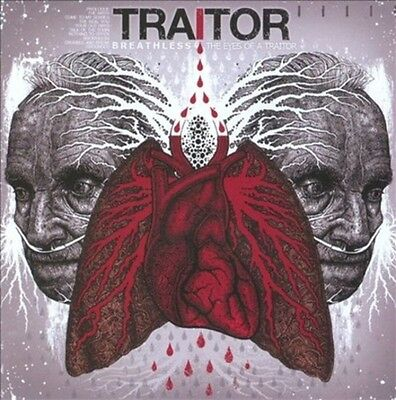 Breathless [The Eyes of a Traitor] New CD