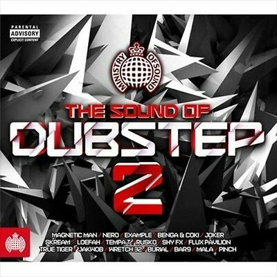 Various Artists - The Sound Of Dubstep 2 New Cd
