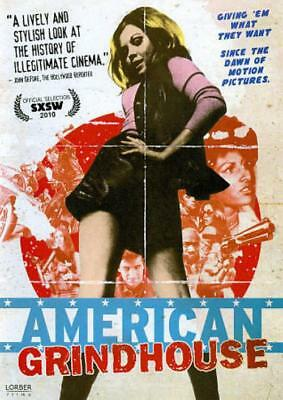 American Grindhouse New Dvd