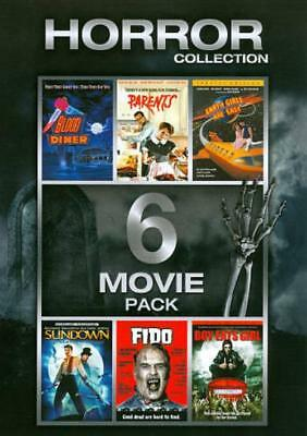 Horror Collection: 6 Movie Pack, Vol. 2 New Dvd
