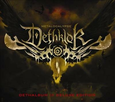 Dethklok - Dethalbum Iii [Deluxe Edition] [Pa] New Cd