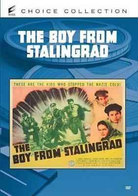 The Boy From Stalingrad New Dvd