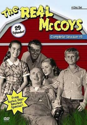The Real Mccoys: Complete Season #5 New Dvd