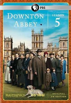 Masterpiece Downton Abbey: Season 5 New Dvd