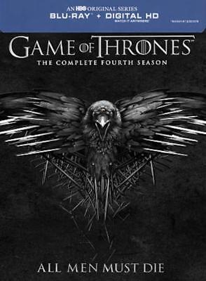 Game Of Thrones: The Complete Fourth Season New Blu-Ray