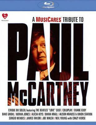 Various Artists - Musicares Tribute To Paul Mccartney New Blu-Ray