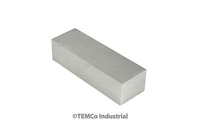 "TEMCo 5/8 Inch 1""x4"" 6061 Aluminum Tooling Flat Sheet Plate Bar Mill Stock"