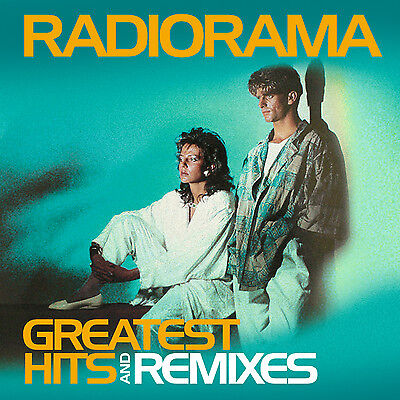 Italo CD Radiorama Greatest Hits and Remixes  2CDs