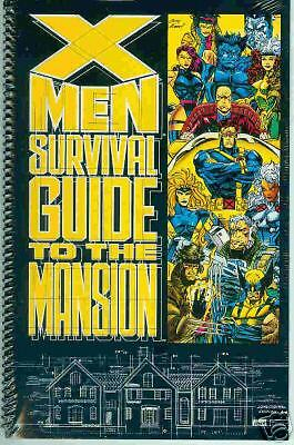 X-Men: Survival Guide to the Mansion (TPB,USA)