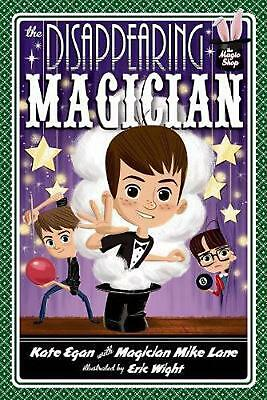 The Disappearing Magician by Kate Egan (English) Paperback Book Free Shipping!