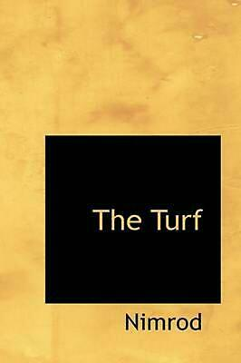 NEW The Turf by Nimrod Paperback Book (English) Free Shipping