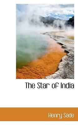 NEW The Star of India by Henry Sade Paperback Book (English) Free Shipping