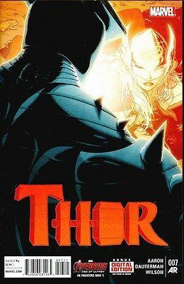 THOR #7 1ST PRINT MARVEL NOW! NEW FEMALE THOR