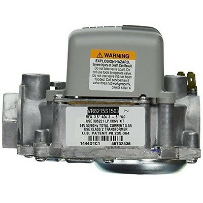 Honeywell VR8215S1503 Direct Ignition Gas Valve 24V Single Stage