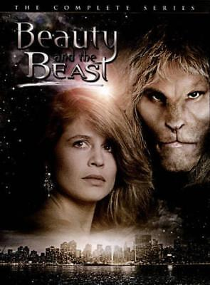 Beauty And The Beast - The Complete Series New Dvd