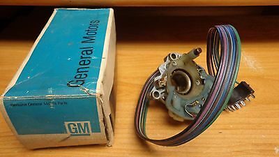 NOS GM 1964-1966 Chevrolet 65-66 Oldsmobile F-85 Turn Signal Directional Switch