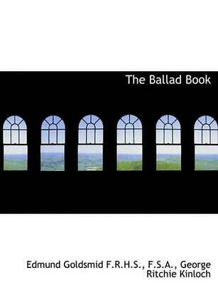 NEW The Ballad Book by Goldsmid Paperback Book (English) Free Shipping