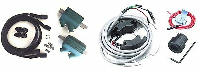 Dynatek Dyna S Electronic Ignition Coils Wires Suzuki GS400 GS 400 Twin All Year