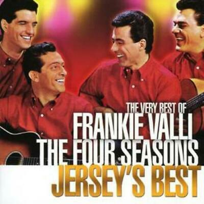 Frankie Valli and the Four Seasons : Jersey's Best: The Very Best of Franie