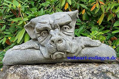 DS72 Wall Top Gargoyle links orginal Devonshire Statuary Steinguss