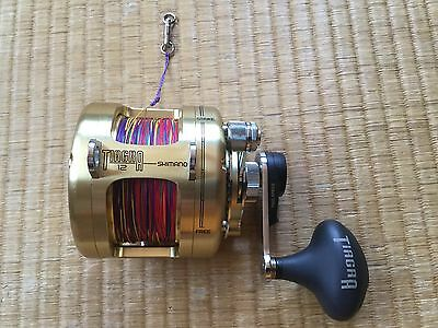 Shimano Tiagra 12 With Igfa Daiwa / Aftco Game Rod Combo