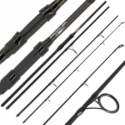 Ngt Dynamic 9Ft 4 Piece Travel Carbon Fishing Rod Carp Sea Spinning Rod 20-50G