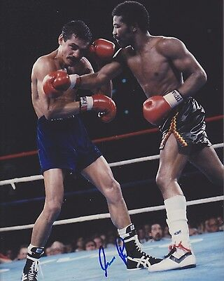 "AARON ""THE HAWK"" PRYOR Signed Autograph Auto 8x10 Boxing Picture Photo W/COA"
