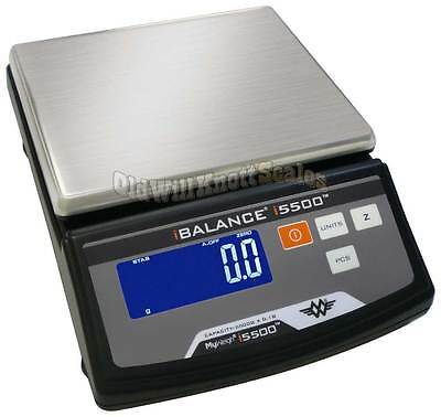 My Weigh i-5500 0.1g Digital Precision Balance Jewelry Coin Scale Gold iBalance