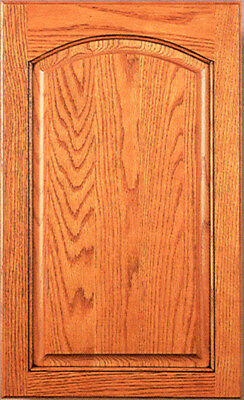 Kitchen Cabinet Doors Unfinished-All wood, Oak or Maple-made to order in the US