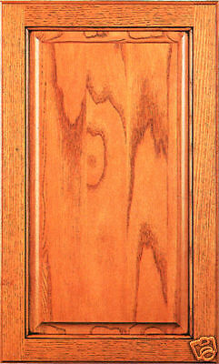 Kitchen Cabinet Doors-Unfinished-Raised Panel Oak door, any size-made to order