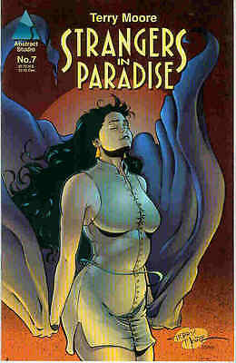 Strangers in Paradise # 7 (Terry Moore) (USA, 1995)