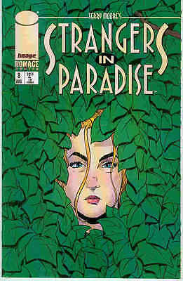 Strangers in Paradise (Vol. 3) # 8 (Terry Moore) (USA, 1997)