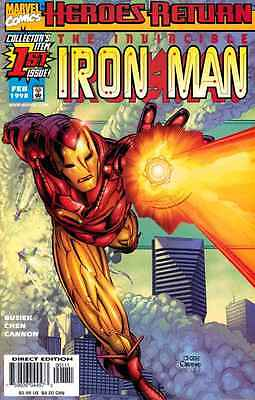 IRON MAN #1-89 with ANNUALS 1999-2001 NEAR MINT COMPLETE SET 1998