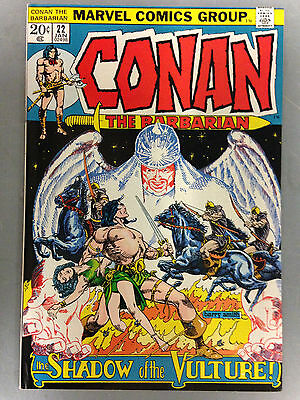 Conan The Barbarian (1973) #22  Mike Tuohey Collection Coa Barry Windsor Smith