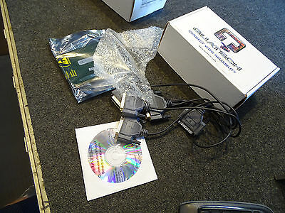 Quatech QSC-100 RS-232 4 Port PCI Interface Card BRAND NEW w/ Cables