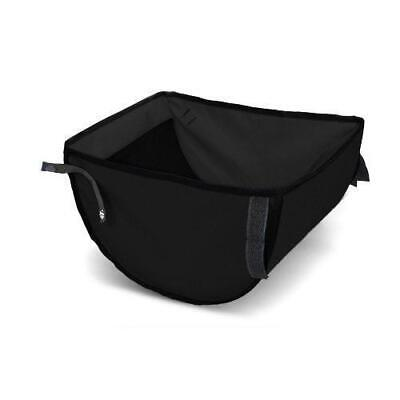 Out N About Nipper Double Storage Basket (Black)