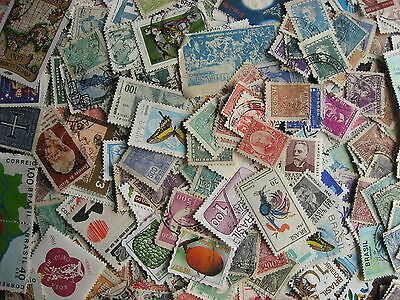 Hoard breakup mixture 300 BRAZIL! Duplicates & mixed condition