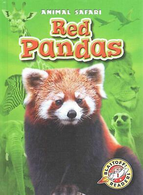 Red Pandas by Megan Borgert-Spaniol (English) Hardcover Book Free Shipping!