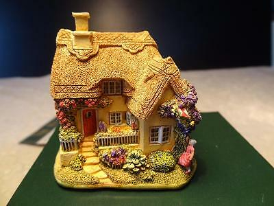 LILLIPUT LANE KATIE'S KITE BRITISH COLLECTION COTTAGE NEW IN BOX w DEEDS