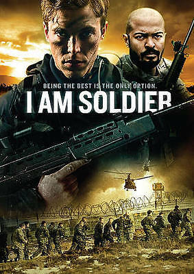 I Am Soldier (DVD, 2014) The Special Air Service.try to be elite group (S.A.S.)